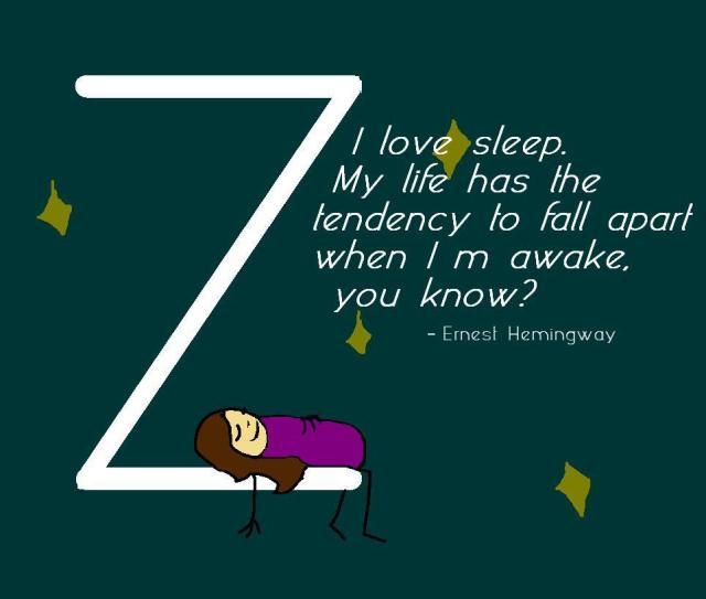 sleepend